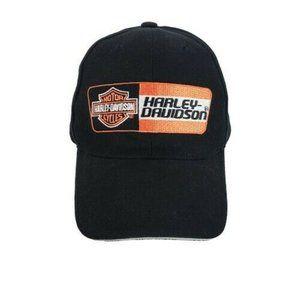 Harley-Davidson Cotton Adjustable Ball Cap O/S